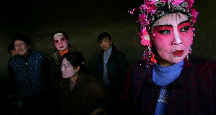 Condado de Dali, Sheshuo representa temas de vingança e histórias clássicas de foras da lei