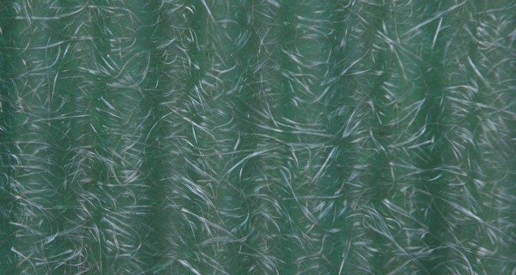 Todos los tipos de fibra de vidrio requieren un endurecedor para formarse.
