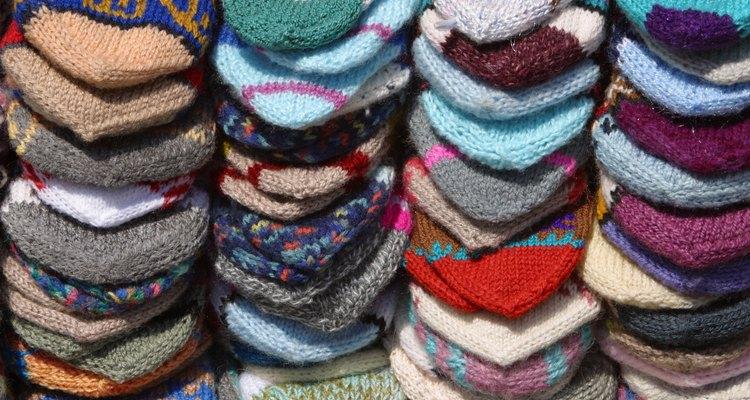Los calcetines más cálidos no solo mantienen los pies calientes, también los mantienen secos.