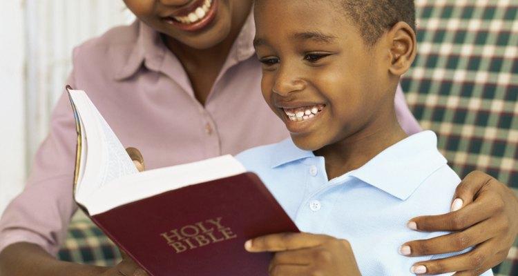 Existem muitas lições para as crianças no livro de Provérbios