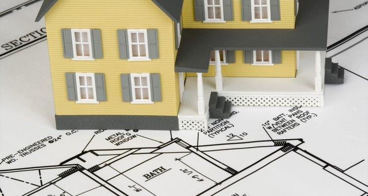 Debes tener el plano original de tu casa si planeas hacer cambios.