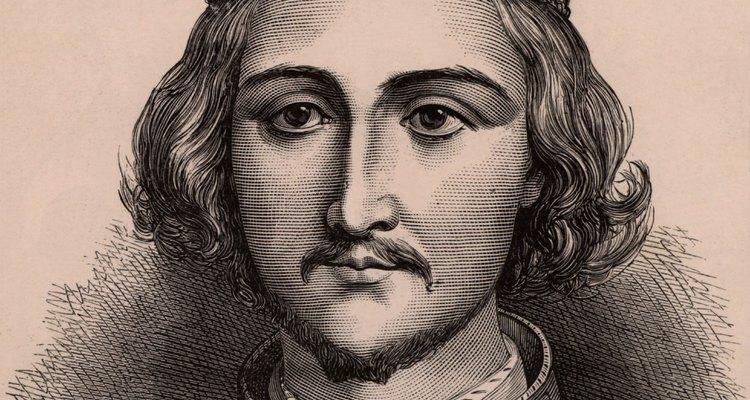 El rey Ricardo II de Inglaterra contaba con un poder considerable.