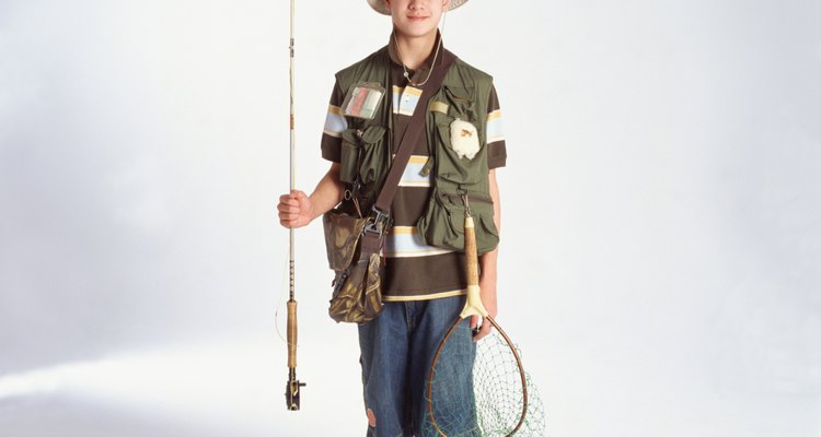 Recrea el pasatiempo favorito de tu hijo haciendo una fiesta de pesca.