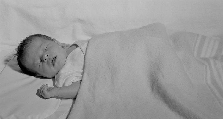 Tu bebé de 3 meses de edad debe ser capaz de dormir 6 horas seguidas.