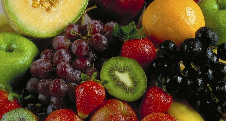 Aprenda a macerar frutas