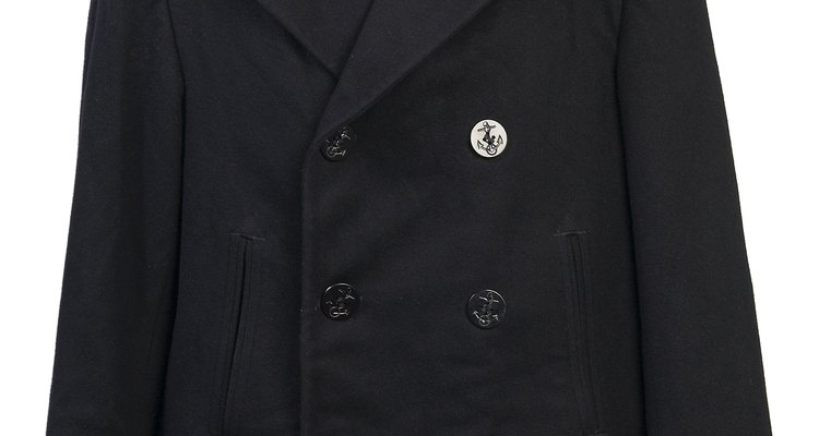 Converting a single-breasted jacket to double-breasted requires only basic sewing skills.