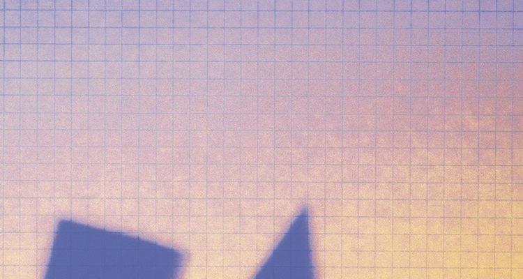Cada figura geométrica usa um cálculo diferente para converter o perímetro em área