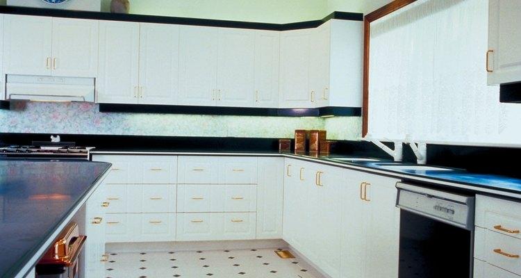 El estilo de la cocina depende de tu imaginación.