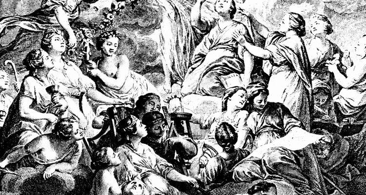 El periodo del Renacimiento también puede ser reconocido por la ropa, música, comida y bebida.