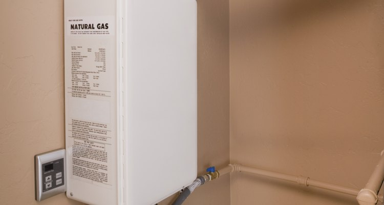 Hot water heaters often make rumbling noises that travel through the pipes that connect to it.