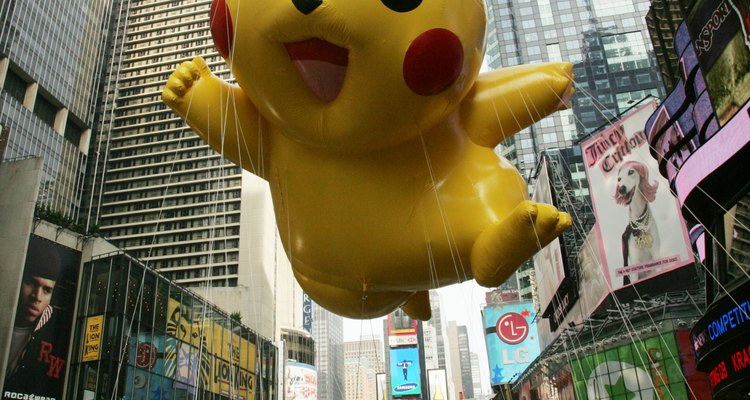 Pikachu is an easy to recognise cultural icon in Japan, its country of origin.