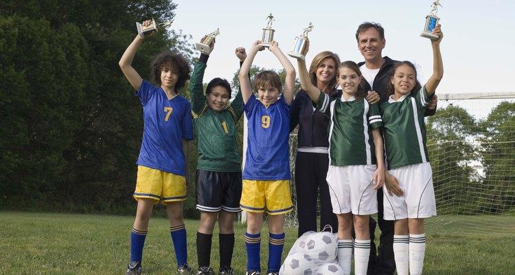 Formar um time de futebol é um projeto divertido e recompensador
