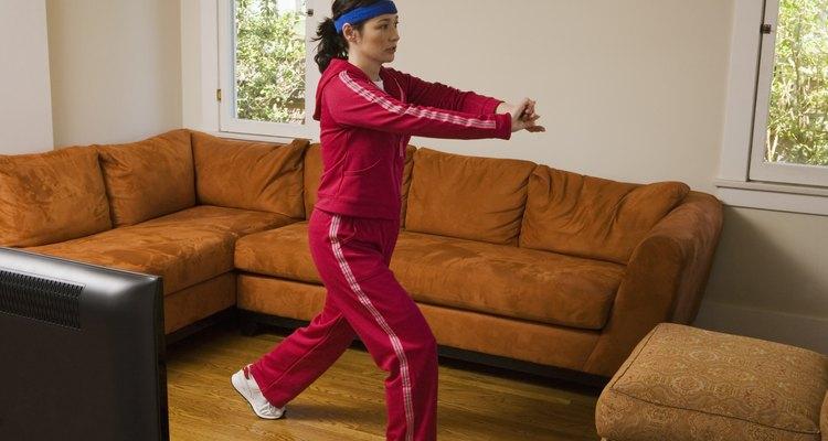 Los DVD de Zumba son aeróbicos que puedes hacer en tu casa.