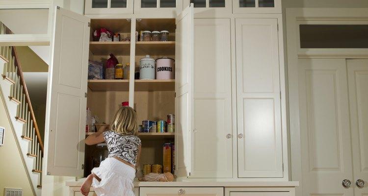 El mobiliario blanco llenará de luz el hogar.