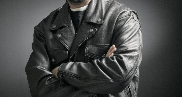 Consigue una chaqueta de cuero