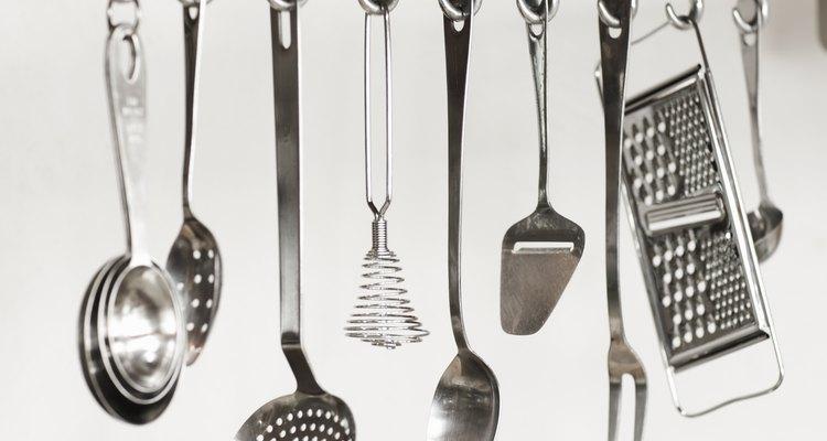 Las herramientas de cocina hacen que ésta funcione más eficientemente.