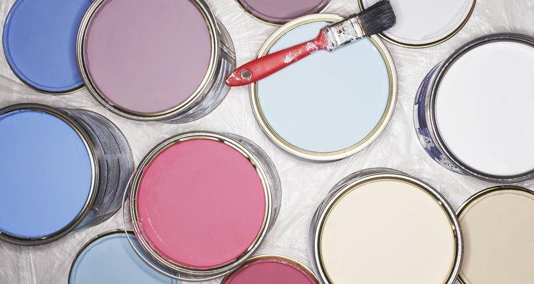 Determina qué artículos son permanentes en tu hogar al pintar.