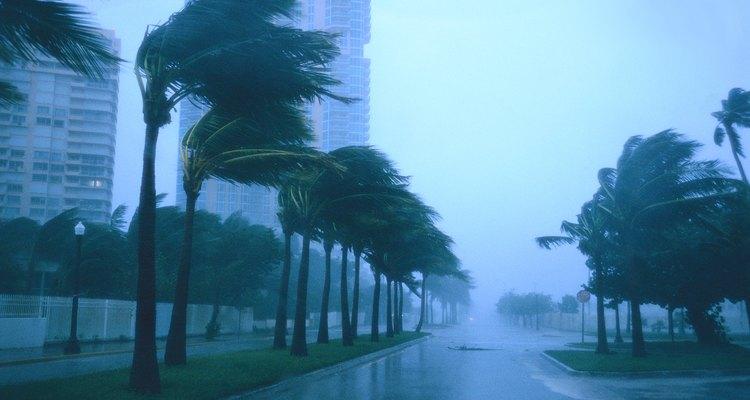 A temporada de furacões do Havaí dura desde o início de junho até o final de novembro