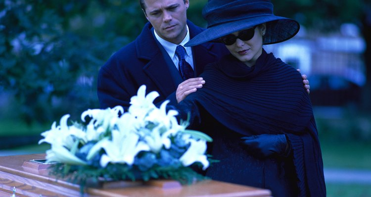 Under the best of conditions, funerals are difficult events.