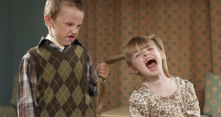 Los niños mimados fallan en desarrollar su control de impulsos.