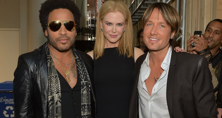 Nicole Kidman quase se casou com o músico Lennie Kravitz