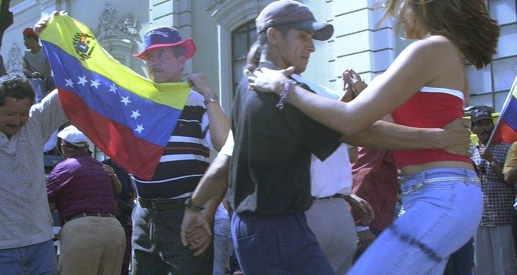 Son muchos los bailes típicos venezolanos.