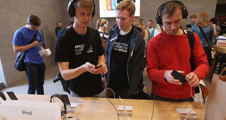 Aprenda a formatar um iPod Shuffle