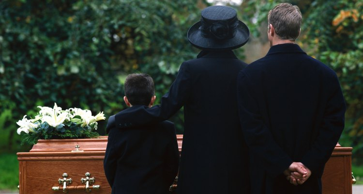 Offer sympathy to a grieving family in your church bulletin.