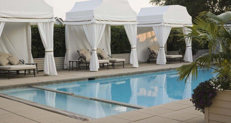 Elige el tamaño de tu piscina en base a tu presupuesto.