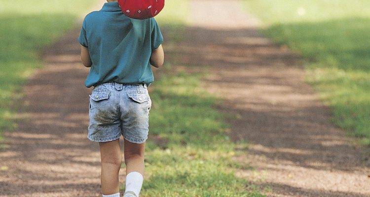 Los niños suelen escaparse de casa debido a problemas familiares.