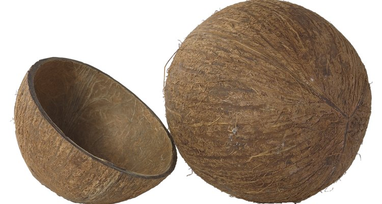 El coco tiene muchas propiedades.