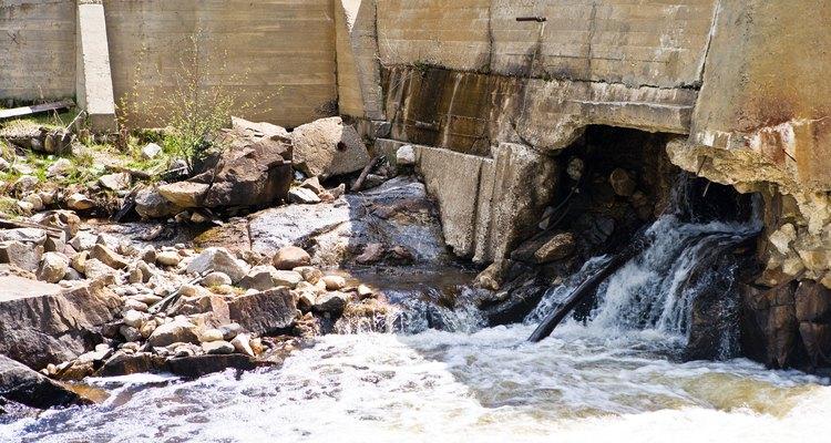 Las inundaciones pueden ocurrir sin previo aviso, lo que deja una estela de devastación.