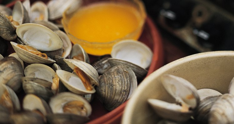Cook frozen clams safely and properly.