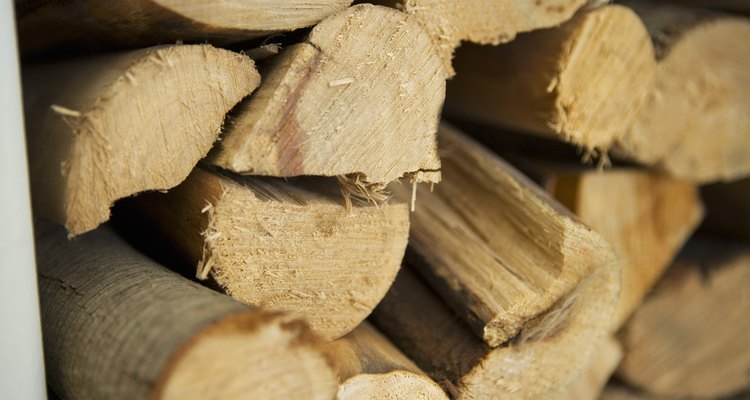 Very dry firewood is sometimes called