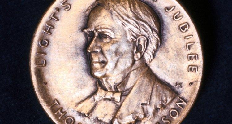 Moneda en honor a Thomas Edison