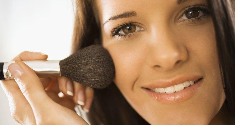No es aconsejable un exceso de maquillaje.