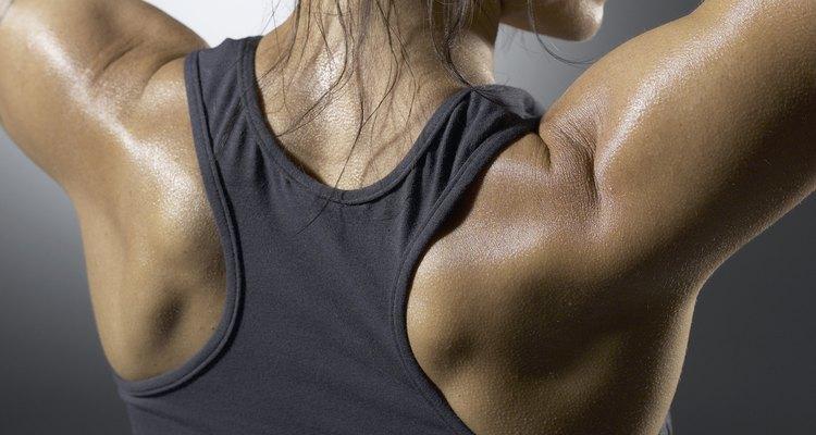 Tu capacidad de ganar musculatura tiene tanto que ver con lo que comes como con lo mucho que te esfuerzas en el gimnasio.