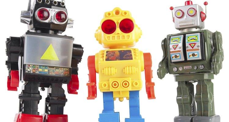 Exemplos de robô