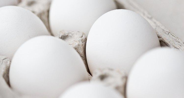 The incredible, edible egg is a major staple food.