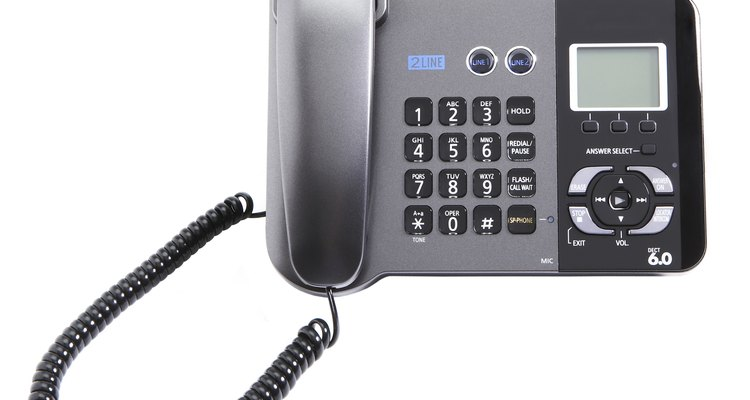 O barulho pode estar no aparelho ou na linha telefônica
