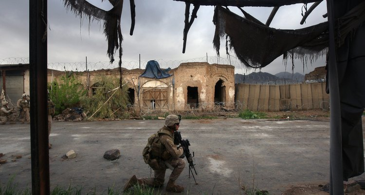 Afghanistan represents a new type of international conflict.