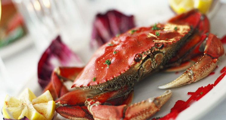 Crabs are eaten by many different cultures and are considered a delicacy.