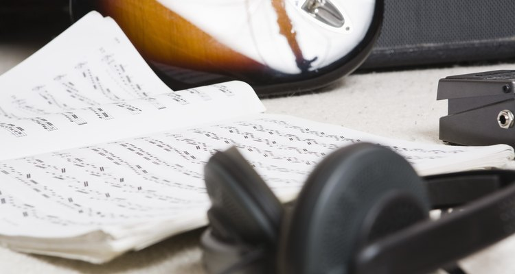 Você pode compor músicas sem tocar nenhum instrumento