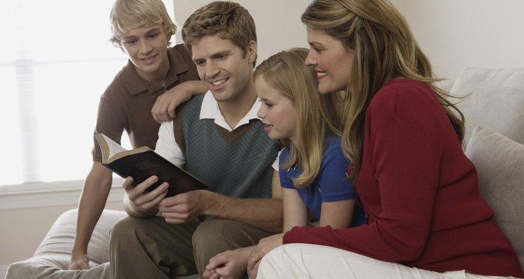 Leer en voz alta es beneficioso para los adolescentes.