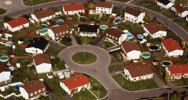 Expansión urbana.