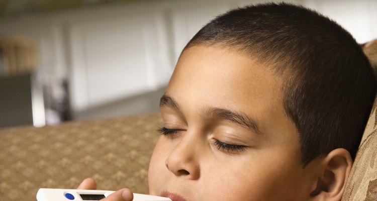 Los niños fingen enfermedades por diferentes razones.