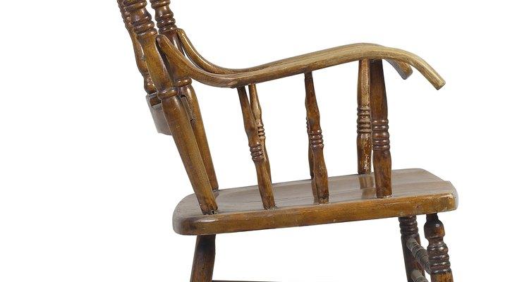 O formato das cadeiras de balanço é a chave de seu funcionamento