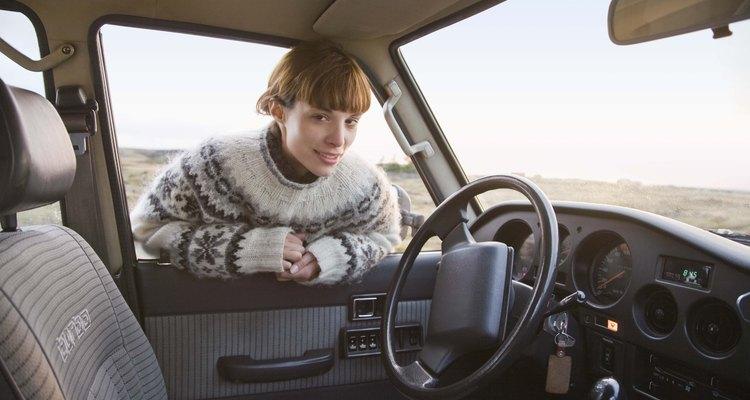 O tecido do estofado de veículos pode ser costurado