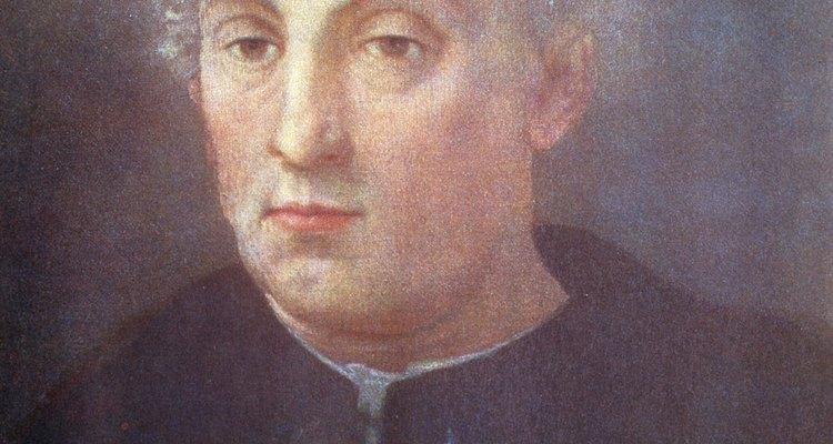 El cuarto viaje de Cristóbal Colón fue también el último.