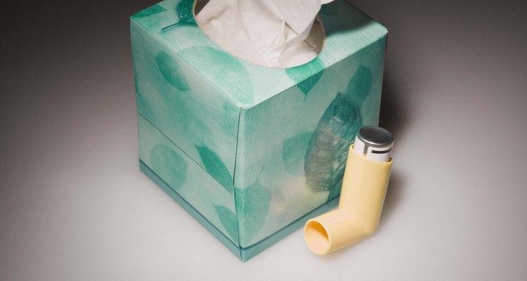 Evite a asma matando os ácaros